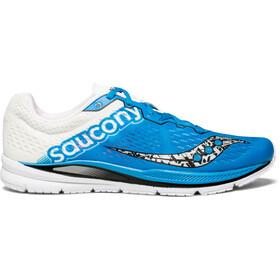 saucony Fastwitch 8 Shoes Men Blue/White